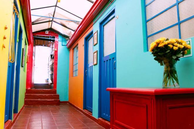 Ulucaho - Hostel - Bogotá - Hallway