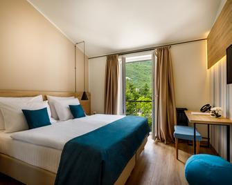 Hotel Mediteran - Liburnia - Mošćenička Draga - Спальня