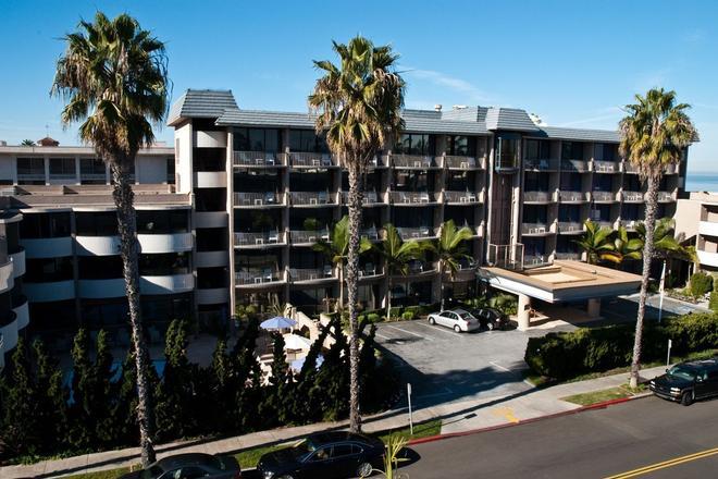 Inn by the Sea, at La Jolla - San Diego - Rakennus