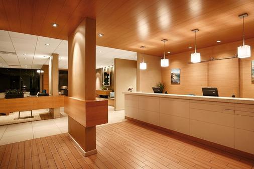 拉霍亞濱海酒店 - 聖地亞哥 - 櫃檯