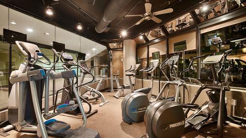 拉霍亞濱海酒店 - 聖地亞哥 - 健身房