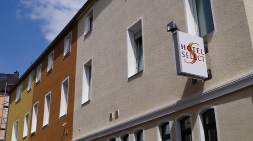 Hotel Select - Mönchengladbach - Edificio