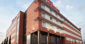 Hilton Garden Inn Malaga - Málaga - Edifício