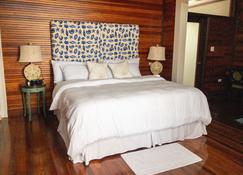 The North Park Hotel - Belize City - Bedroom