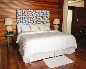 The North Park Hotel - Belize-stad - Slaapkamer