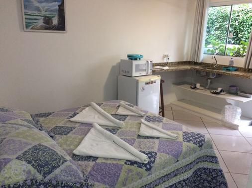 Pousada Canario Azul - Bombinhas - Bedroom