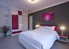 Central Park Hotel Finsbury Park - London - Phòng ngủ