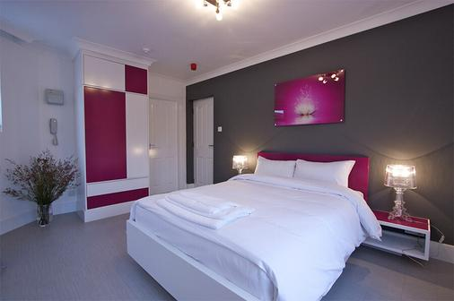 Central Park Hotel Finsbury Park - Lontoo - Makuuhuone