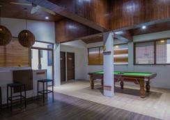 Beachwood Hotel - Maafushi - Rooftop