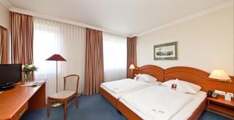 Novum Hotel Ravenna Berlin Steglitz - ברלין - חדר שינה