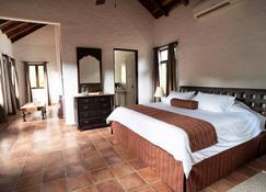 Hacienda Barrigona - Nosara - Camera da letto