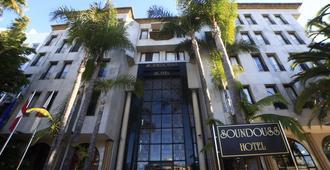 Soundouss Hotel - Rabat - Edificio