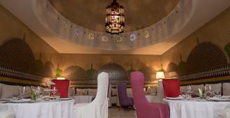 Soundouss Hotel - Rabat - Restaurante