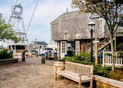 Nantucket Inn - Нантакет - Вид снаружи