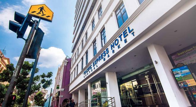 Pacific Express Hotel Central Market - Kuala Lumpur - Edificio