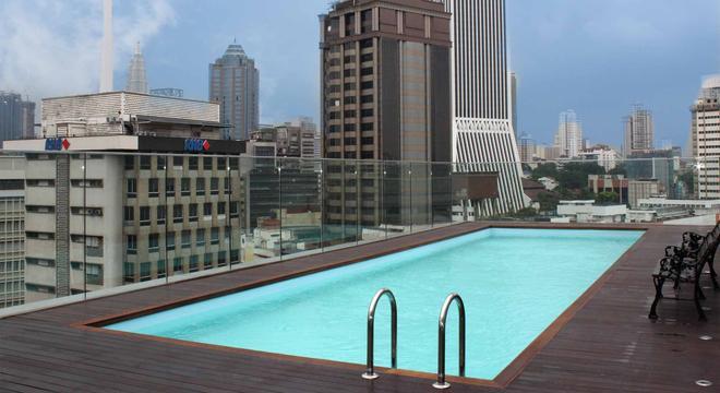Pacific Express Hotel Central Market - Kuala Lumpur - Pileta