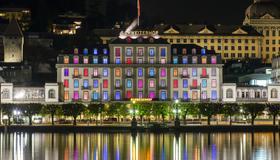ホテル シュヴァイツァーホフ ルツェルン - ルツェルン - 建物