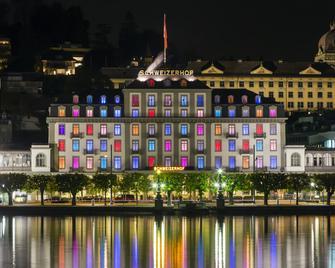 Hotel Schweizerhof Luzern - Люцерн - Building