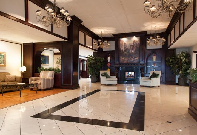 Park Pointe Hotel - South San Francisco - Lobby