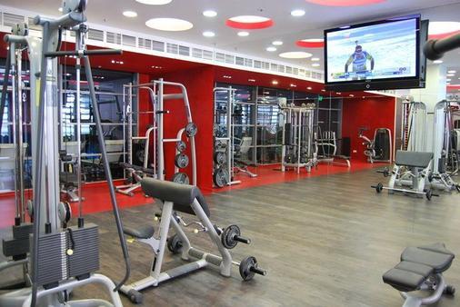 布利斯健康酒店 - 布達佩斯 - 布達佩斯 - 健身房