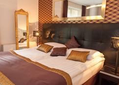Bliss Hotel & Wellness - Boedapest - Slaapkamer