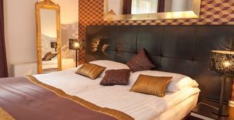 Bliss Hotel & Wellness - בודפשט - חדר שינה