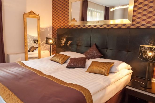 Bliss Hotel & Wellness - Budapest - Bedroom