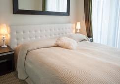 布利斯健康酒店 - 布達佩斯 - 布達佩斯 - 臥室