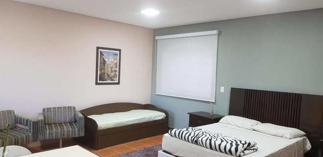 Pousada Sítio Adorai - Piedade - Bedroom