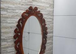 Pousada Sítio Adorai - Piedade - Bathroom