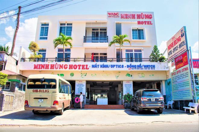 Minh Hung Hotel - Mũi Né - Toà nhà