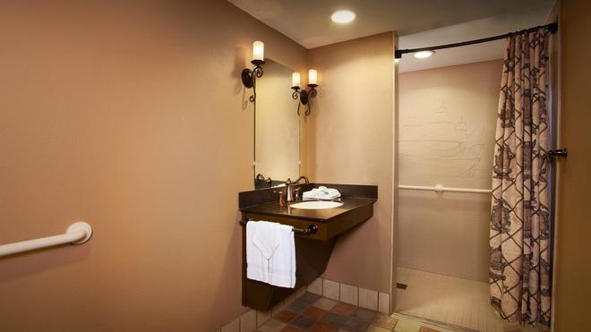 迪士尼加勒比海海灘度假酒店 - 萊克布埃納維斯塔 - 博偉湖 - 浴室