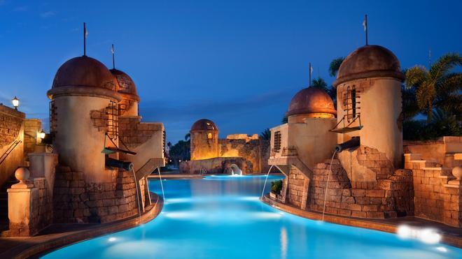 迪士尼加勒比海海灘度假酒店 - 萊克布埃納維斯塔 - 博偉湖 - 游泳池