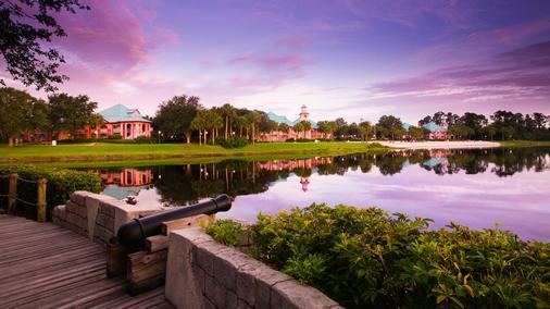 Disney's Caribbean Beach Resort - Lake Buena Vista - Cảnh ngoài trời