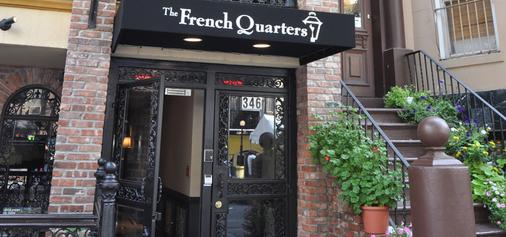 The French Quarters - New York - Building