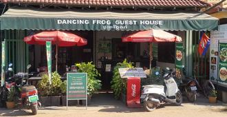 The Dancing Frog Hostel - Siem Reap - Outdoor view