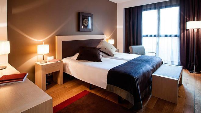 Hotel Villa Emilia - Barcelona - Schlafzimmer