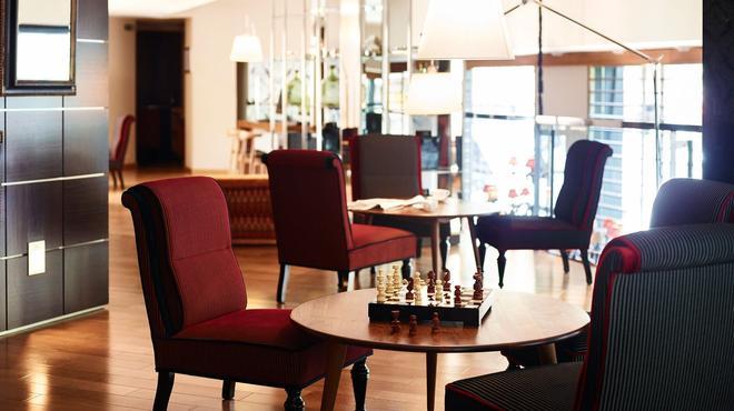 Hotel Villa Emilia - Barcelona - Lounge