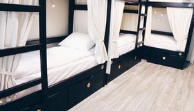 Hostel Sputnik - Kharkiv - Bedroom