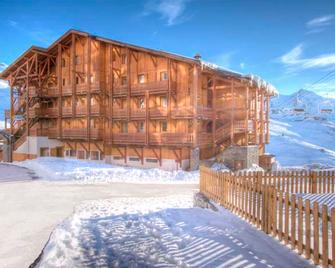 Hotel Le Val Chaviere - Val Thorens - Gebäude