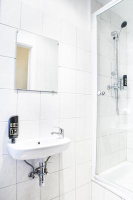 因索療養酒店 - 柏林 - 柏林 - 浴室