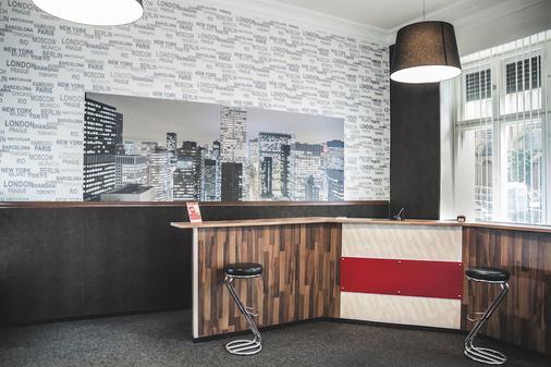 Hotel-Pension Insor - Berlin - Front desk
