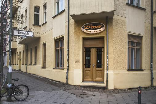 Hotel-Pension Insor - Berlin - Building