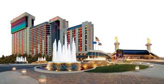 亞特蘭蒂斯賭場水療禮賓樓特色渡假酒店 - 雷諾 - 里諾 - 建築