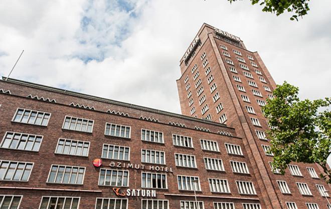 Azimut Hotel Cologne City Center - Colonia - Edificio