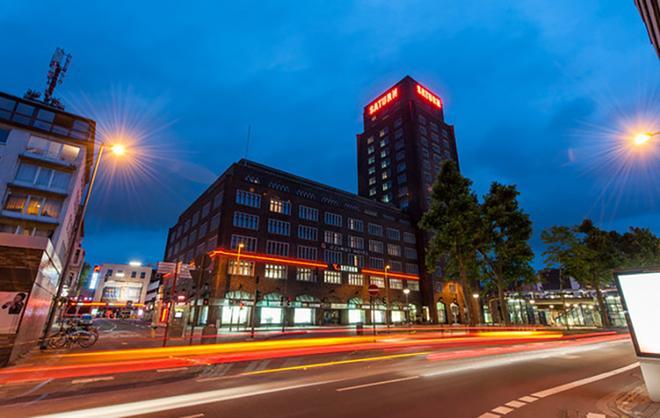 Azimut Hotel Cologne - Köln - Rakennus
