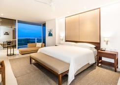 Conrad Cartagena - Punta Canoas - Bedroom