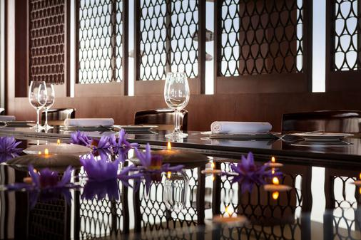 Tonino Lamborghini Hotel Suzhou - Suzhou - Restaurant