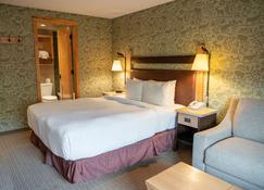 Fox Hotel And Suites - Banff - Sypialnia