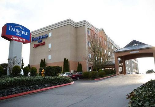 Fairfield Inn by Marriott Seattle Sea-Tac Airport - Seattle - Building